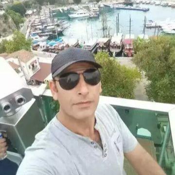 Hakan Kayan, 36, Antalya, Turkey