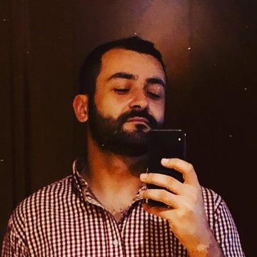 Demetre Ergemlidze, 30, Tbilisi, Georgia