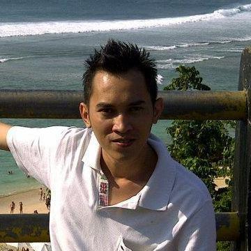 Hennas Sthiven, 34, Denpasar, Indonesia