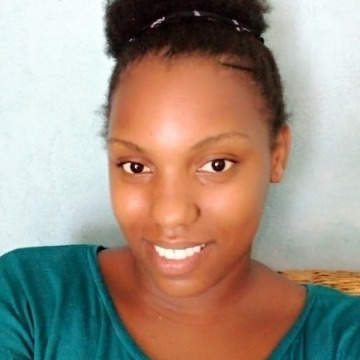 Faith Joyce, 26, Mombasa, Kenya