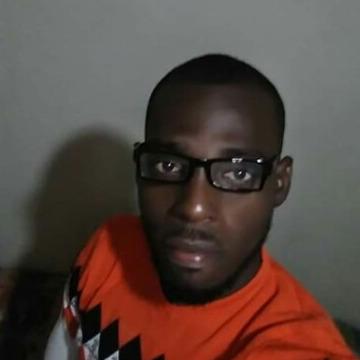 Marcelin Jean Cliford, 36, Port-au-Prince, Haiti