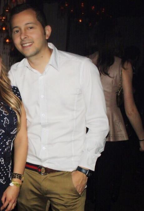 Edward R, 34, Barcelona, Spain