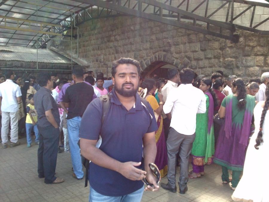 siraj, 35, Kochi, India