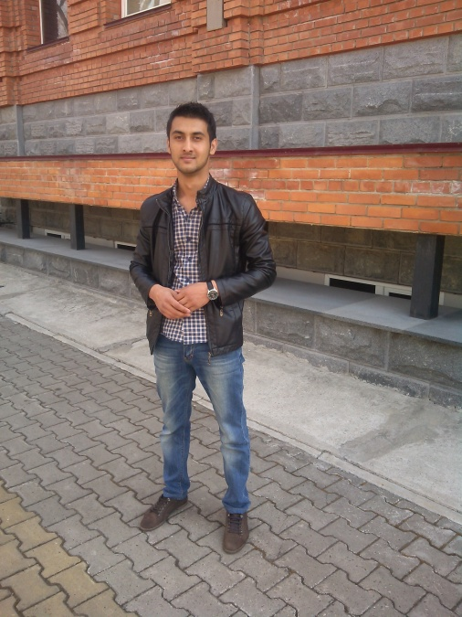 Sahib Malikov, 25, Khabarovsk, Russian Federation