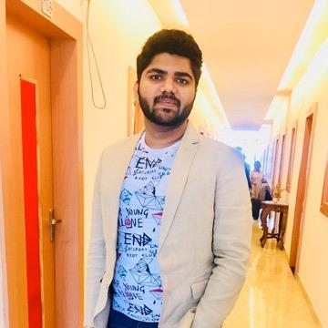Shubh Keshri, 25, New Delhi, India