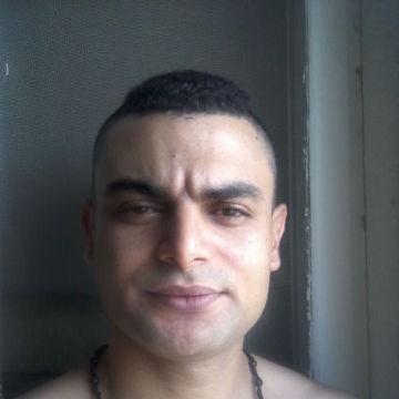 Ahmed Milano, 32, Cairo, Egypt