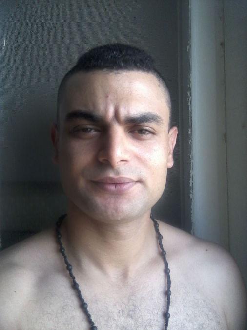 Ahmed Milano, 31, Cairo, Egypt