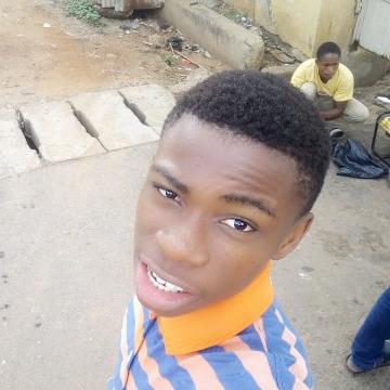 Kelvin, 21, Accra, Ghana
