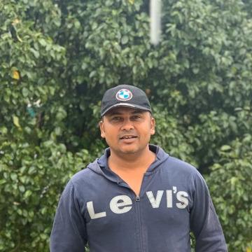 Saravanan, 33, Erode, India