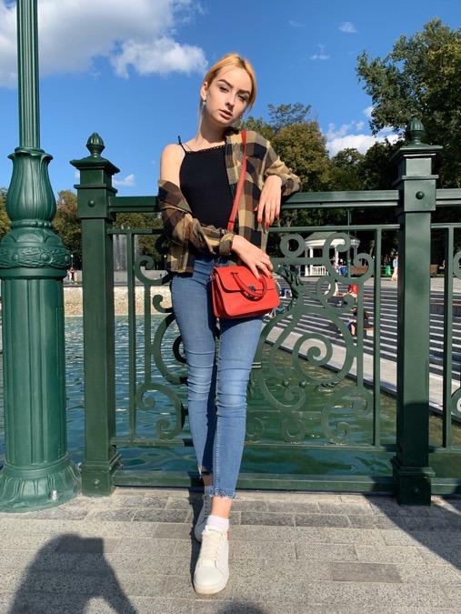 Anastasiia, 25, Kharkiv, Ukraine