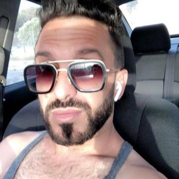 Fadi Hawa, 30, Jerusalem, Israel