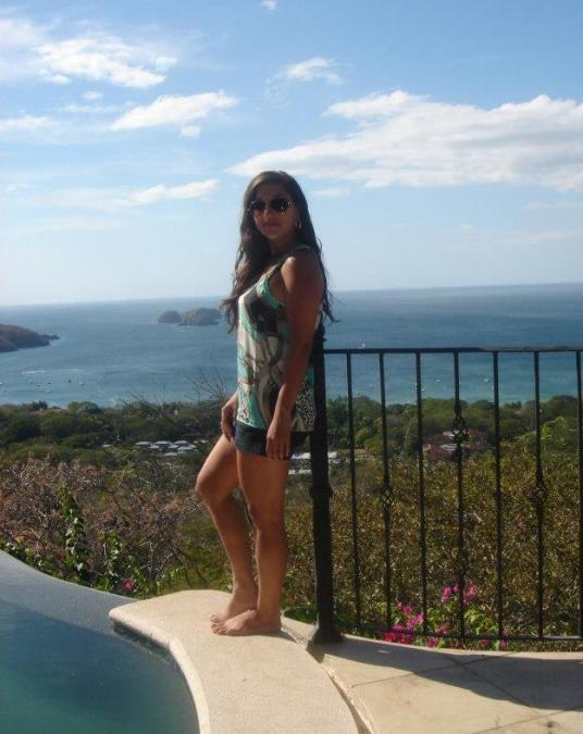 Laura Herrera, 35, San Jose, Costa Rica