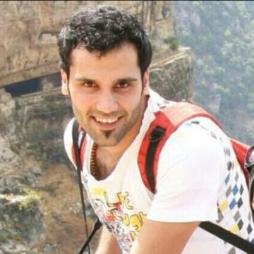 Nasser Zorkot, 33, Beirut, Lebanon