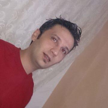 Bulent Altıkulac, 37, Istanbul, Turkey