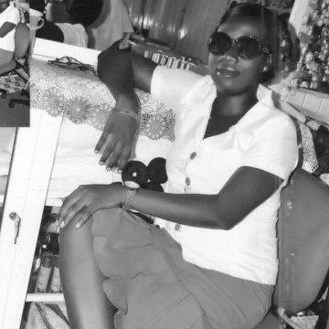 maryhallson, 36, Accra, Ghana