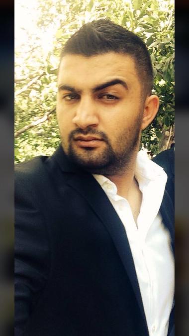 Mustafa Aydoğan, 32, Istanbul, Turkey