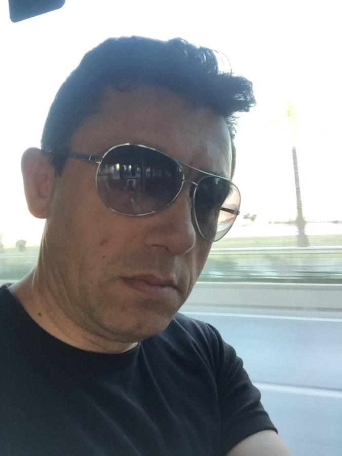 İsmail Arslan, 48, Izmir, Turkey