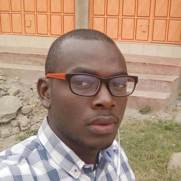 Bonface Rare, 30, Nairobi, Kenya