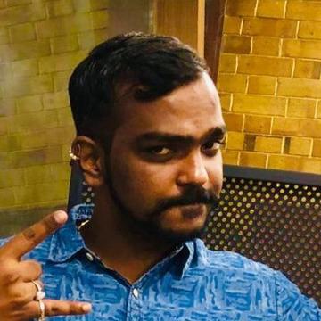 Monish, 30, Mumbai, India