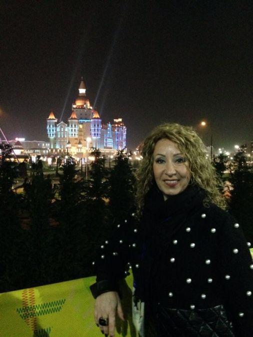 Ирина, 54, Sochi, Russian Federation