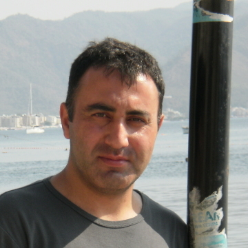 dinçer, 42, Ankara, Turkey