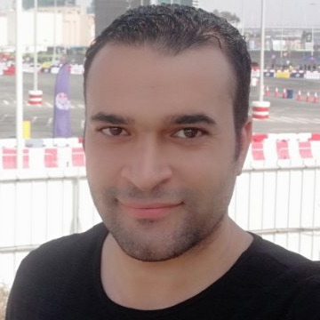 Mohamed, 34, Dubai, United Arab Emirates