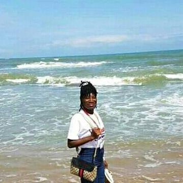 Princess Petra Tweneboa-Kodua, 30, Accra, Ghana
