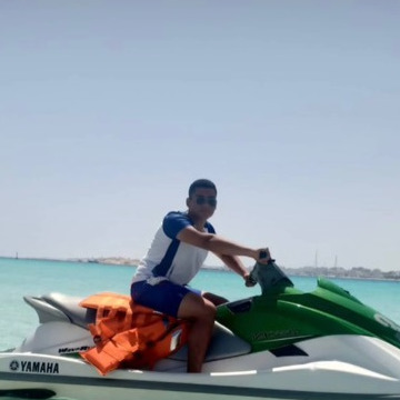 Ahmed, 20, Alexandria, Egypt