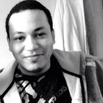 Mohammed Alazma, 36, Cairo, Egypt