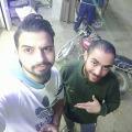 Ahmed Salah, 24, Cairo, Egypt