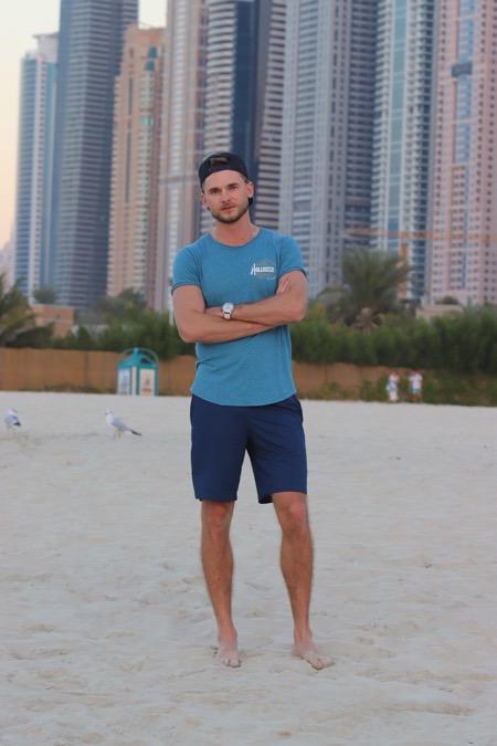 Ivan Kolesnik, 30, Dubai, United Arab Emirates