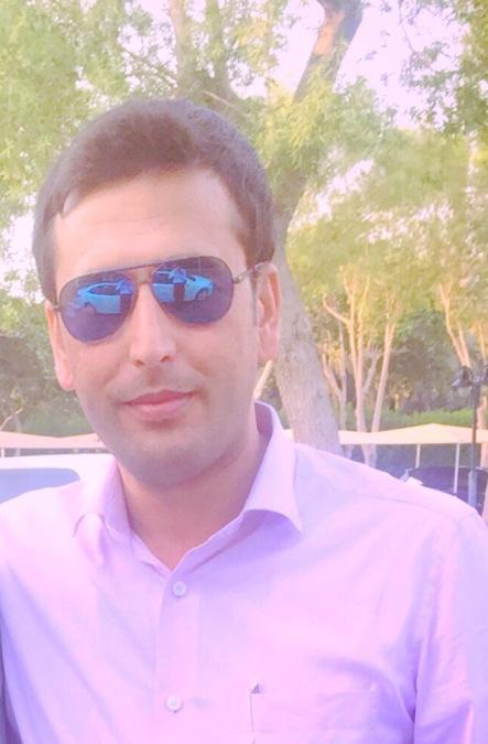 Sunny, 36, Dubai, United Arab Emirates