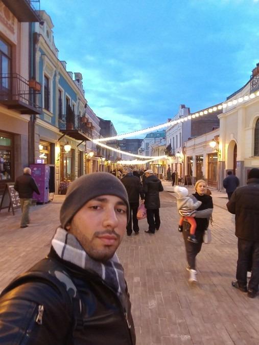 Ahmad AZ, 28, Dubai, United Arab Emirates