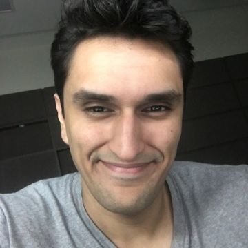 Pawan Alimchandani, 29, Mumbai, India