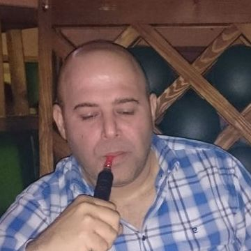 Oktay avcı, 44, Istanbul, Turkey
