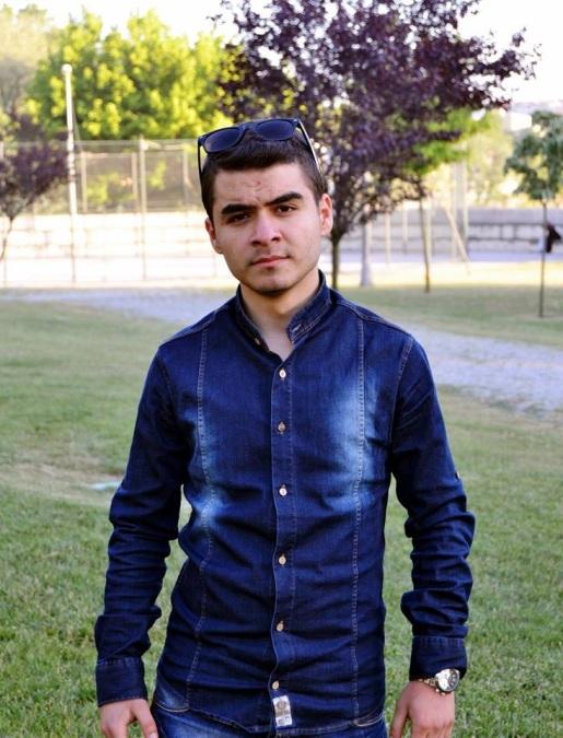 İlyas, 24, Istanbul, Turkey