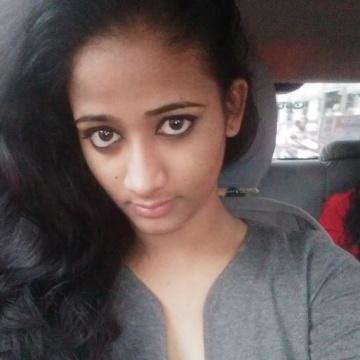 Shanti, 23, Hyderabad, India