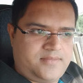 Hiren gosai, 39, Ahmedabad, India