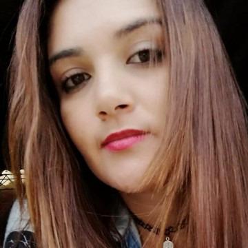 Erika Mayerly Castellanos, 31, Bogota, Colombia