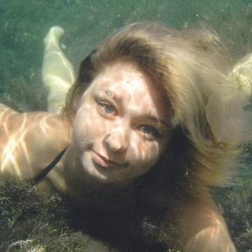 Kristina Sapronova, 25,