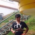 Sami Ebrahim, 41, Bali, Indonesia