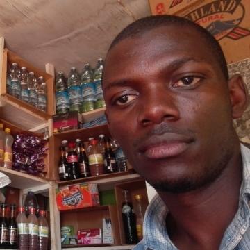 Aijuka Amon, 29, Kampala, Uganda