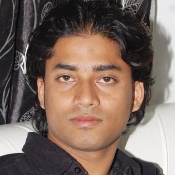 Syed Arbaz, 30, New Delhi, India