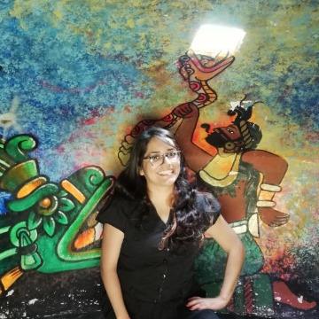 Diana Castillo, 19, Mexico City, Mexico