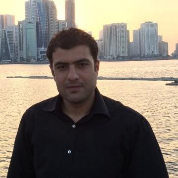 Hakan, 35, Dubai, United Arab Emirates