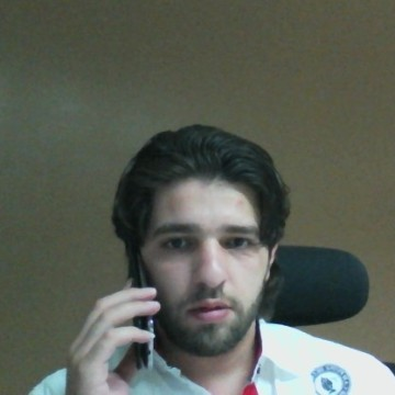 ziad, 33, Jeddah, Saudi Arabia