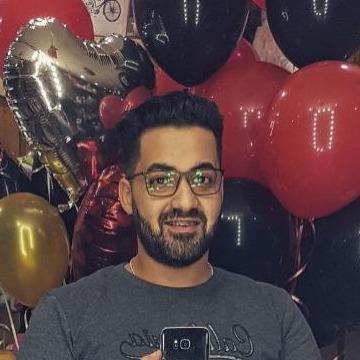 Amir Shahin, 32, Alexandria, Egypt