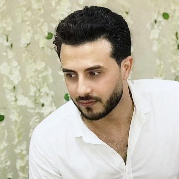 Abdalrahman Ahmad, 30, Cairo, Egypt