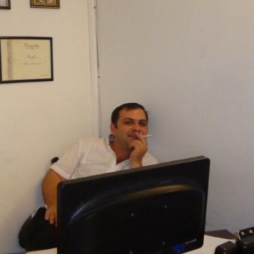 Armen Martirosian, 39, Tbilisi, Georgia