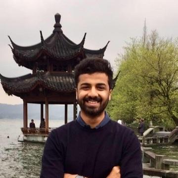 Mohet Garg, 30, New Delhi, India
